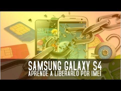 Cómo liberar el Samsung Galaxy S4