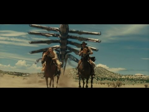Ep #56: Cowboys And Aliens, Captain America, Attack The Block, Sarah Palin - Review video