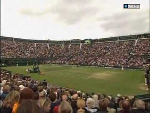 Justine Henin vs Serena Williams QF '07 9/10