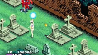 Michael Jackson's Moonwalker (Arcade) - Complete Playthrough