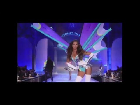 Victoria's Secret Fashion Show in 10 minutes 2011- 2012 Outfits - Maroon 5 Nicki Minaj Kanye West HD