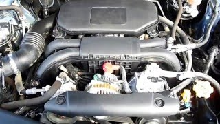 P1604 2012 Subaru Outback