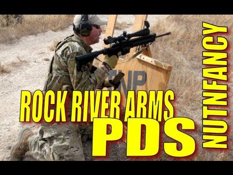 Rock River Arms PDS Carbine review by Nutnfancy