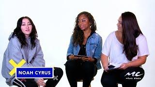 Live at Music Choice with Noah Cyrus