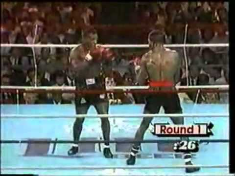 Mike Tyson vs. Alfonso Ratliff (full fight) Image 1