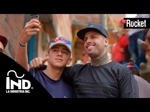 Nicky Jam And Enrique Iglesias El Perdón [official Behind The Scenes Ytmas] video