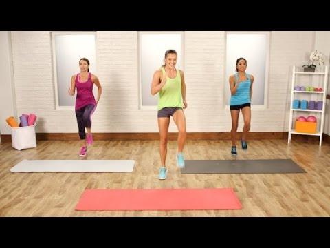 20-Minute No-Running Cardio Workout   Class FitSugar