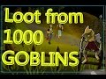 Download Old School Runescape money making guide 2014 - Loot from 1000 Goblins in Mp3, Mp4 and 3GP