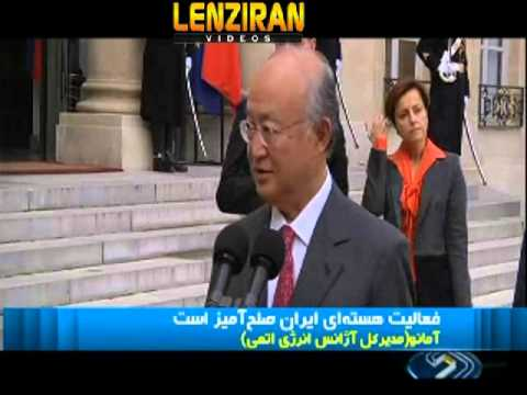 IAEA chief Yukio Amano : Iran and agency will hold high level talks on 13 December in Tehran