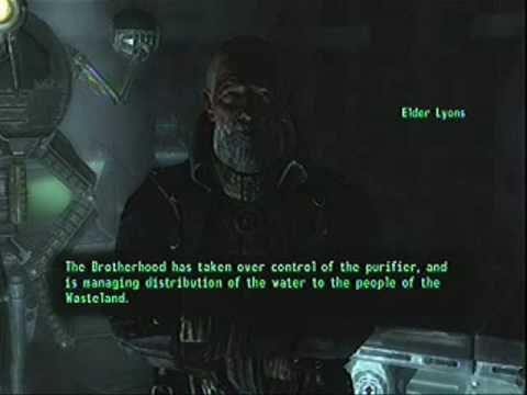Fallout 3: Broken Steel Playthrough Part 2