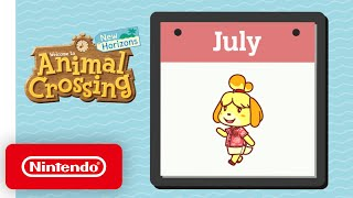Animal Crossing: New Horizons – Exploring July - Nintendo Switch