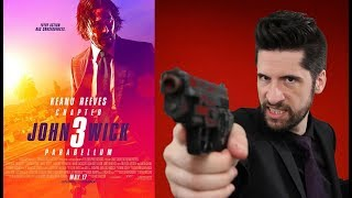 John Wick: Chapter 3 - Parabellum - Movie Review