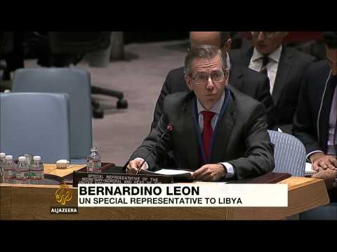 UN concerned with Libya's descent into chaos