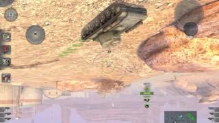 Обзор танка КВ-1С без комментариев. ( Wot Blitz )