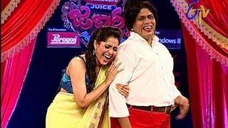 Jabardasth - Roller Raghu Performance on 11th July 2013