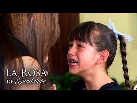 """La Rosa de Guadalupe """"La niña que veía mariposas"""" PARTE 1"""