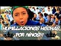 Niños Humillando a Raperos GRANDES!! BATALLAS DE GALLOS  MUSICRAHOOD