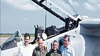 Guatemala, interesada en avión Pampa 3