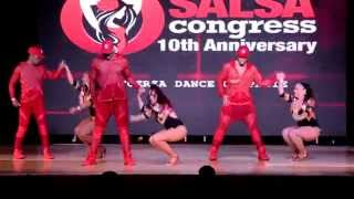 La Fuerza at Orlando Salsa Congress 2015, Saturday