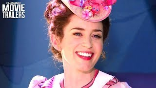 MARY POPPINS RETURNS Trailer NEW (2018) - The Magic Returns with Emily Blunt