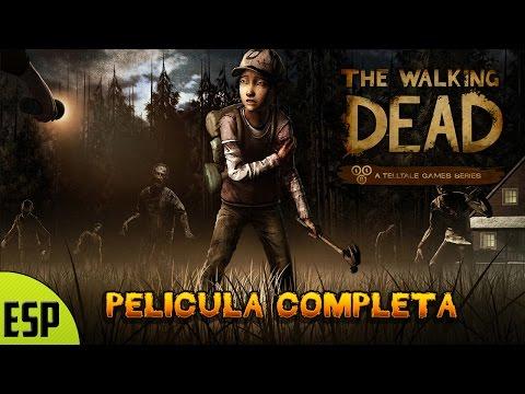 The Walking Dead (Game) - Todo lo que queda (Ep.1) - Temporada 2 - Película completa en español