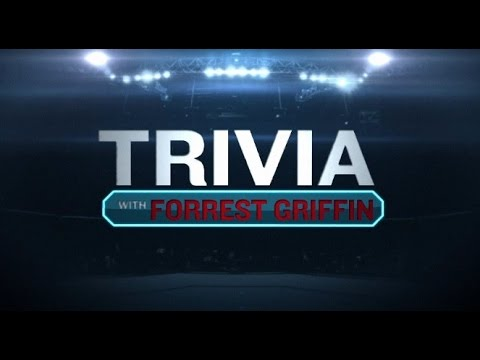 Fight Night Dublin: Trivia with Forrest Griffin