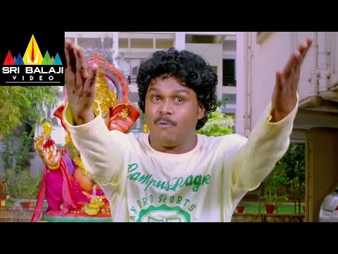 Lovers Movie Sapthagiri As Magadheera Comedy || Sumanth Ashwin, Nanditha video
