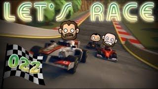 LETS RACE #022 - Aus dem FF [720p] [deutsch]