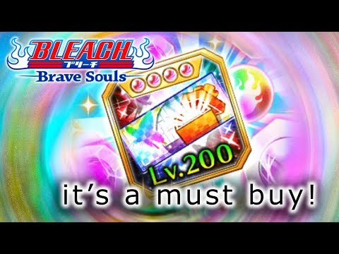 [Bleach Brave Souls] The new Beginner's Ticket is AMAZING!!!