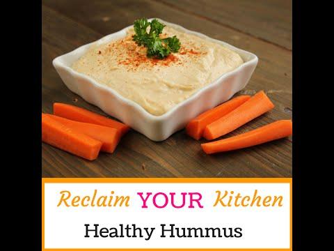 Doctoronamission / Health / Chef Michael and Healthy Hummus