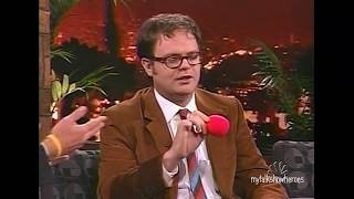 RAINN WILSON - FUNNIEST INTERVIEW