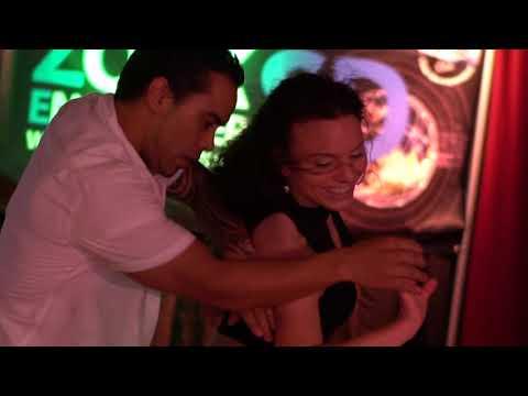 ZESD2018 Social Dances with Evelyn & Derrick Sunday night 1 ~ Zouk Soul