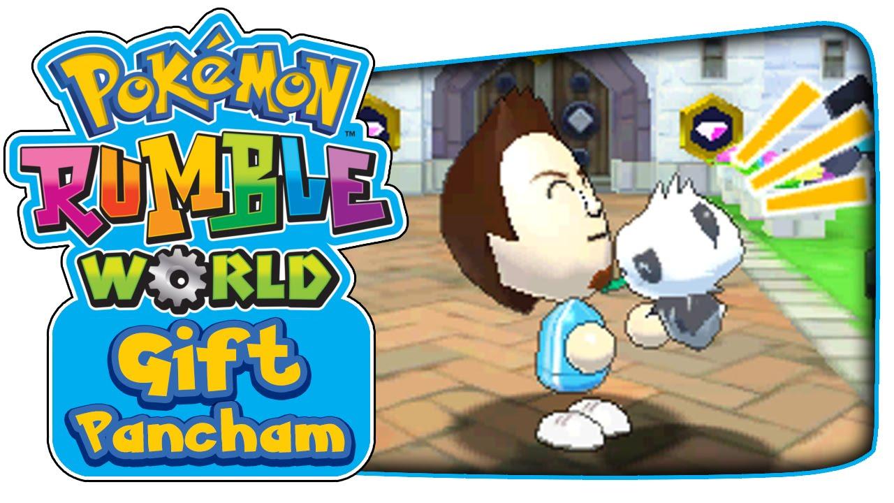 Pokemon Rumble World Legendaries Pokémon Rumble World Passwords