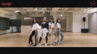 Station X 0 슬기 Seulgi X신비 여자친구 X청하x소연 39 Wow Thing 39 Dance Practice