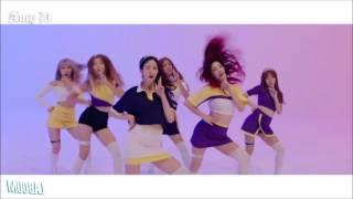 LABOUM 'Shooting Love' Mirrored Dance MV