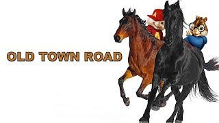 Old Town Road - Lil Nas X ft. Billy Ray Cyrus | Alvin and the Chipmunks