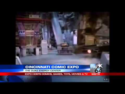 Expo hosts comics, games, toys and more