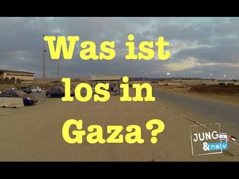 Was ist los in Gaza? - Jung & Naiv in Israel: Folge 187