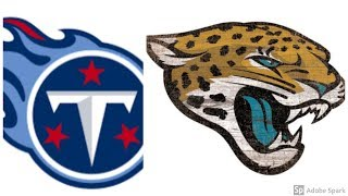 Jacksonville Jaguars Vs Tennessee Titans Week 3 Preview