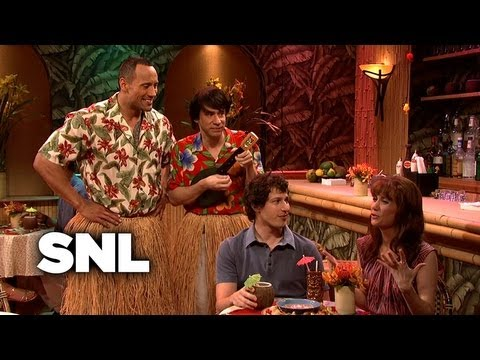 Hawaiian Hotel - Saturday Night Live