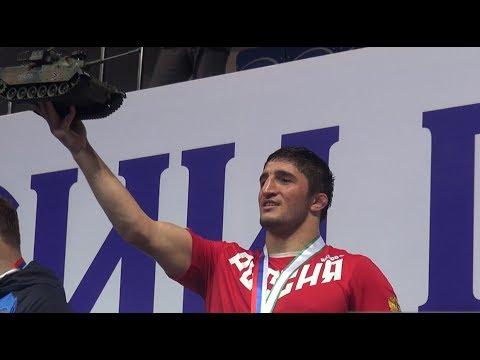 Обзор чемпионата России-2017 по вольной борьбе