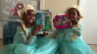 Unboxing Disney Frozen Toys and REVIEW !!!😱💞