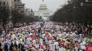 Anti-Trump Protests Riddled with Toxic Identity Politics
