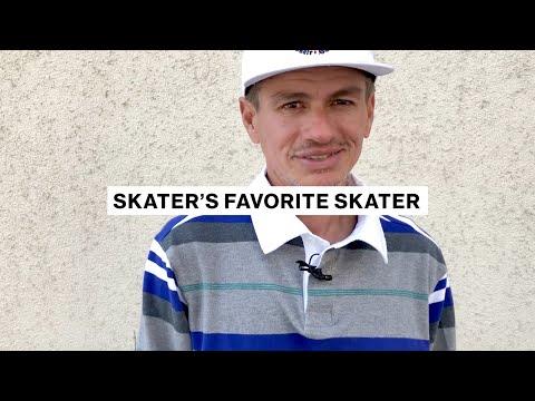 Skater's Favorite Skater: Chico Brenes