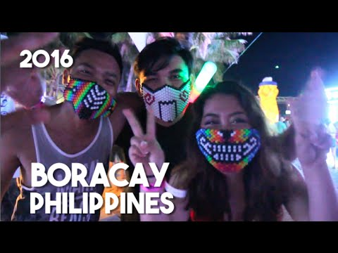 Boracay: An Island of Wild Parties (Philippines)