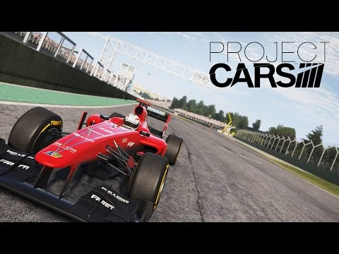 Project Cars  - CLASSIC & MODERN F1