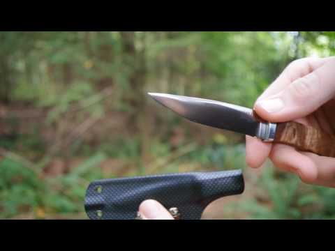 Bark River Knives Blackwater Boot Knife