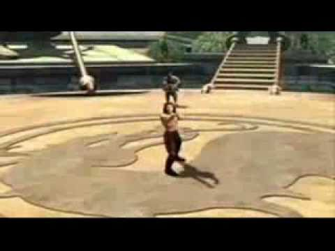 Mortal Kombat Deadly Alliance Intro Playstation 2