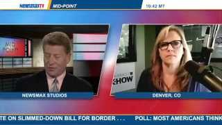 MidPoint | Mandy Connell to discuss legalization of marijuana in Colorado