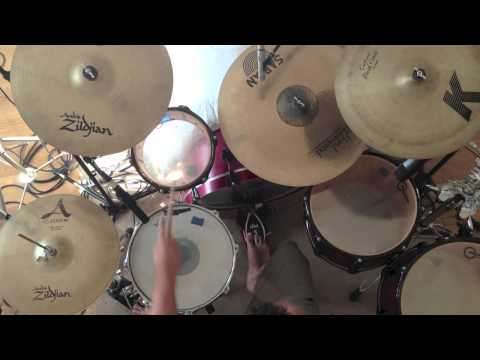 Queens of the Stone Age - I Appear Missing (Drum Cover)